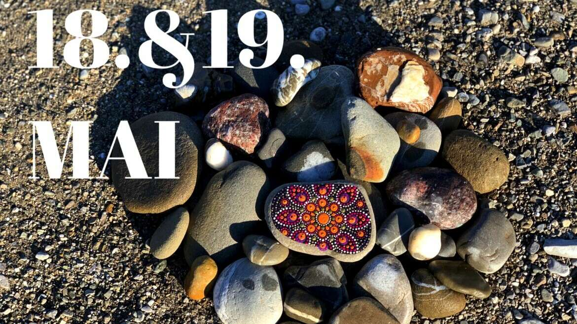 HAWAIIANISCHES  Hot Stone Massage- und 8-samkeits-Seminar 18.&19. Mai 2019