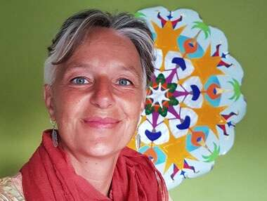 MANDALA – Workshop mit Ruth Friedli, dipl. Mal- & Kunsttherapeutin – 23.3.19