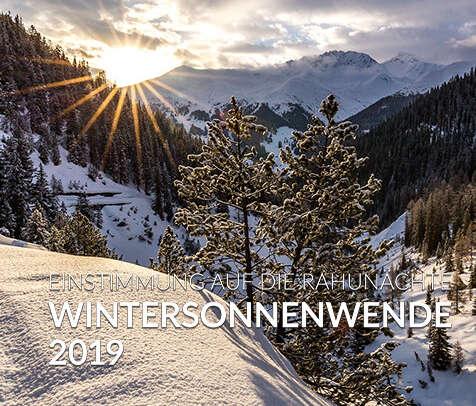 Wintersonnenwende & Einstimmung auf die Raunächtemit Adriana Meisser – 21.12.19
