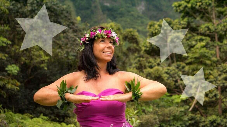 Hawaiianischer HULA TANZ  mit Bettina Pomaikai Fron, 25.01.2020