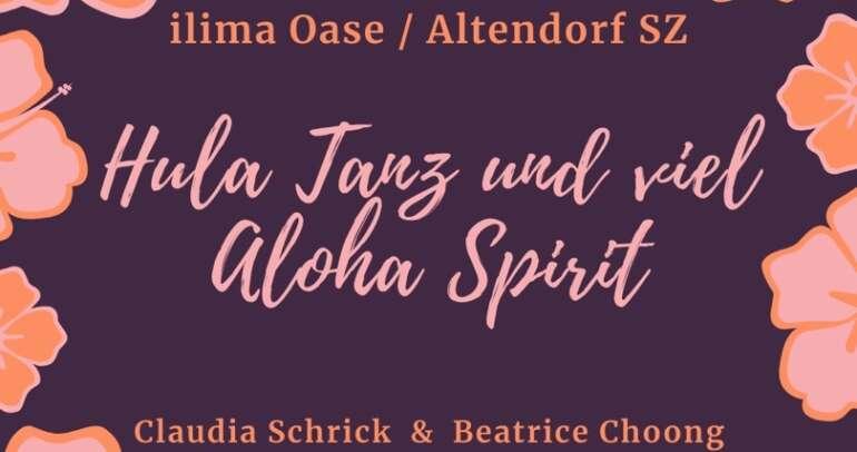 Frauenzauber im Aloha Spirit mit Claudia & Beatrice