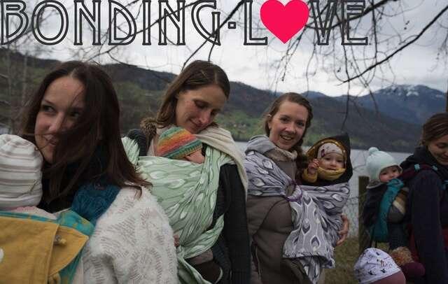 Bonding – Love, Basis Trage Worskshop mit Carolina Olmos &Antoinette Freivogel, 23.08.2020