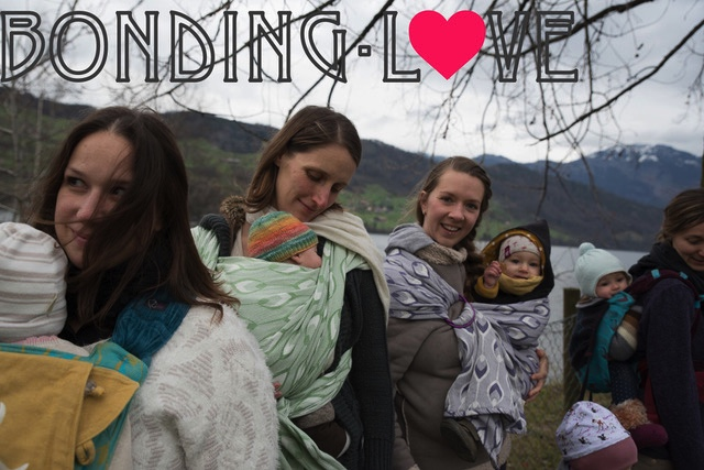 Bonding – Love, Basis Trage Worskshop mit Carolina Olmos & Antoinette Freivogel, 23.08.2020