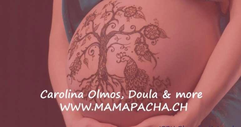 Die Plazenta – der Lebensbaum der Liebe, Vortag mit Carolina Olmos 23.08.2020