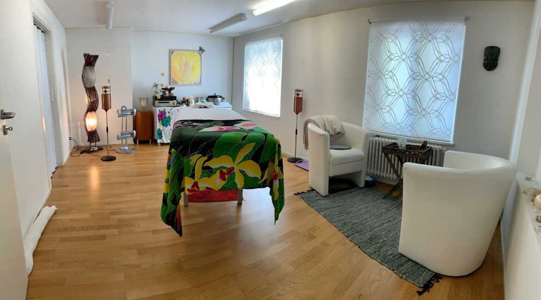 ILIMA Massagepraxis tageweise zu vermieten