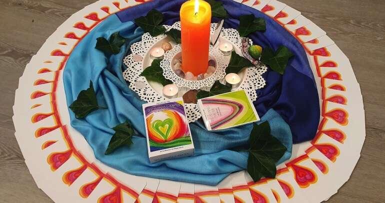 Regelmässige MEDITATION mit Manuela Gyr-Abt
